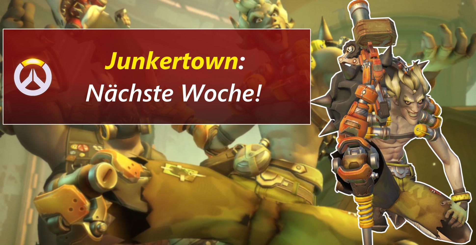 Overwatch: Junkertown – Release-Datum enthüllt!