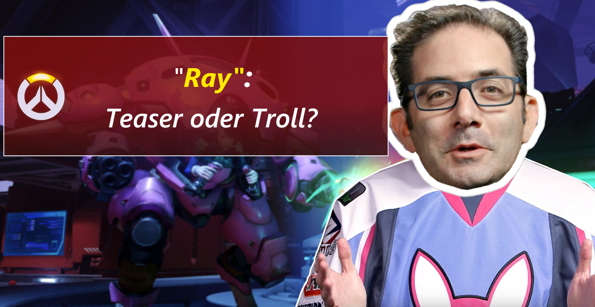 "Overwatch: Game-Director spoilert ""Ray"" – Neuer Held oder Trollversuch?"