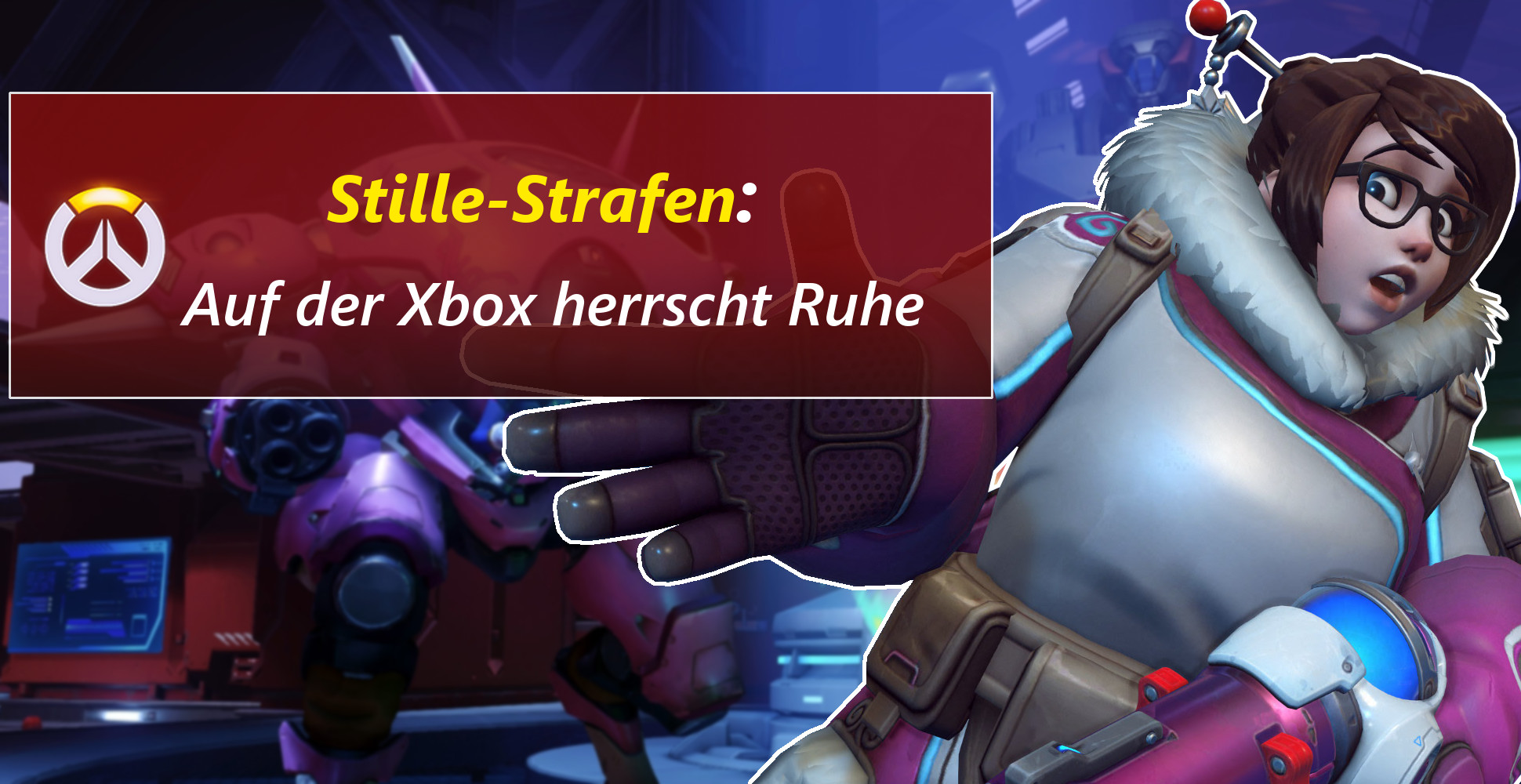 Overwatch: Auf der Xbox One halten Trolle mit 2.19 die Klappe