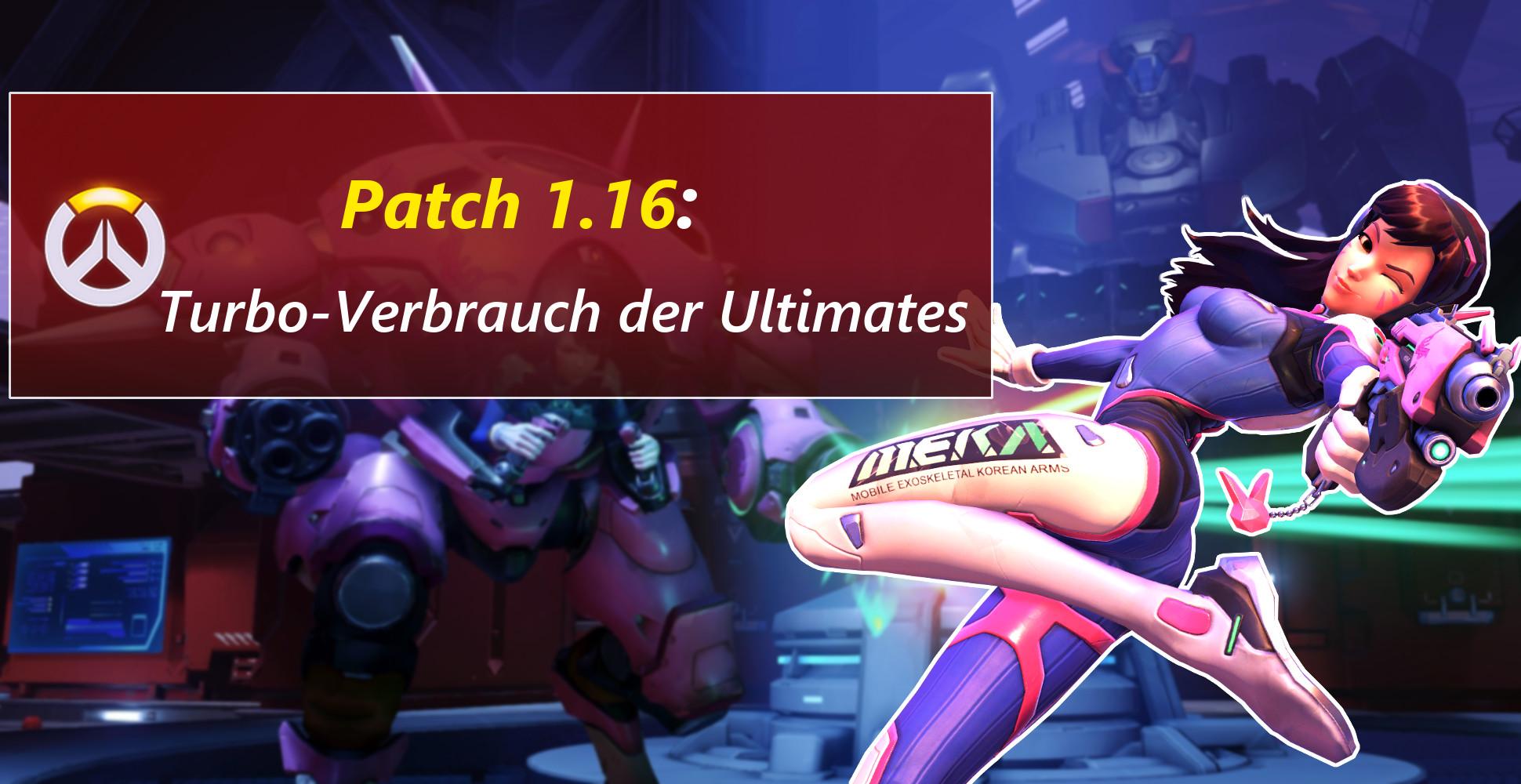 Overwatch: Patch 1.16 auf dem PTR – Ultimates sind sofort weg!