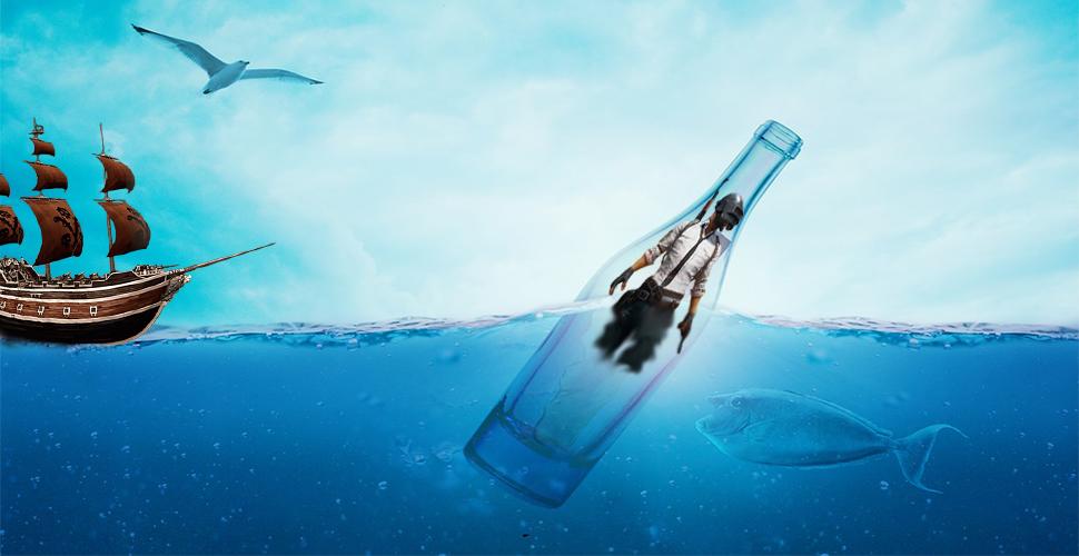 Microsoft Connection: PUBG kriegt das Top-Wasser von Sea of Thieves