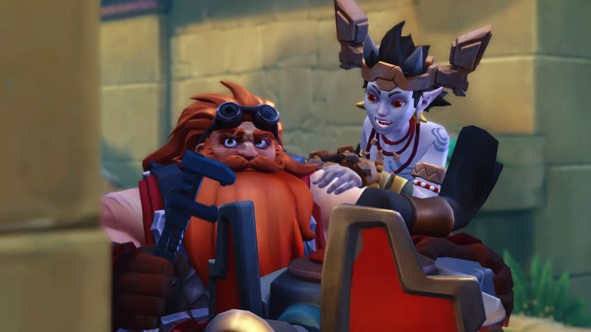 Paladins: Neuer Champ Talus & Torvald-Rework – OB59 Patch-Notes