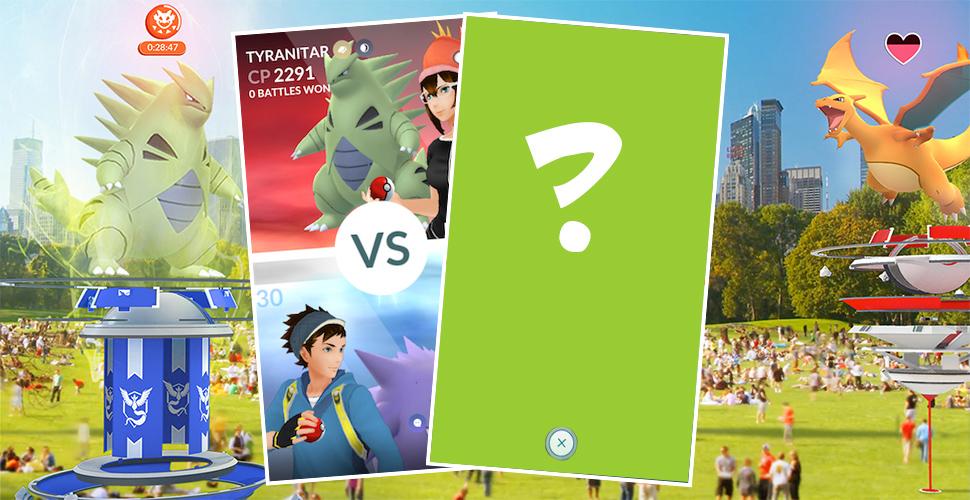 Pokémon GO: Grüner-Bildschirm-Bug nervt Trainer bei Raids!