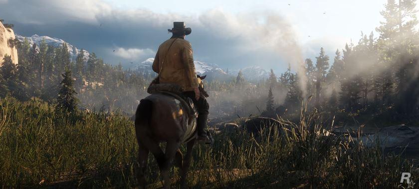 Red Dead Redemption 2: Hier ist der neue Trailer