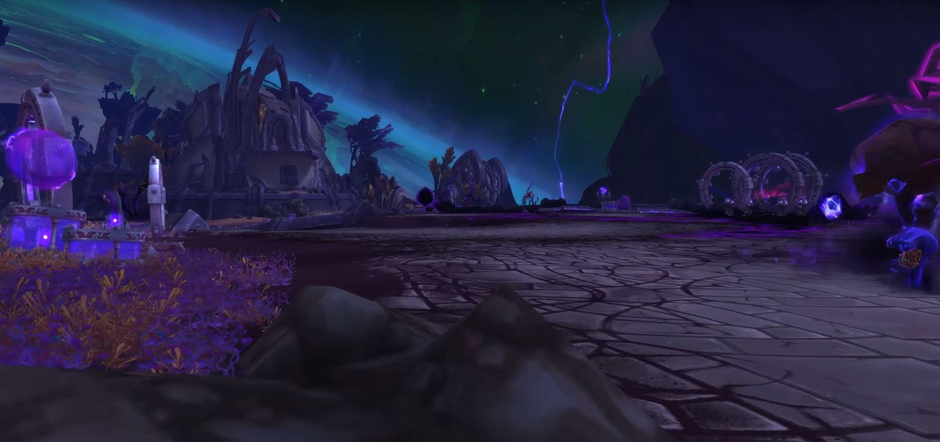 Neue Zone in WoW 7.3: Felder von Mac'Aree kommen!