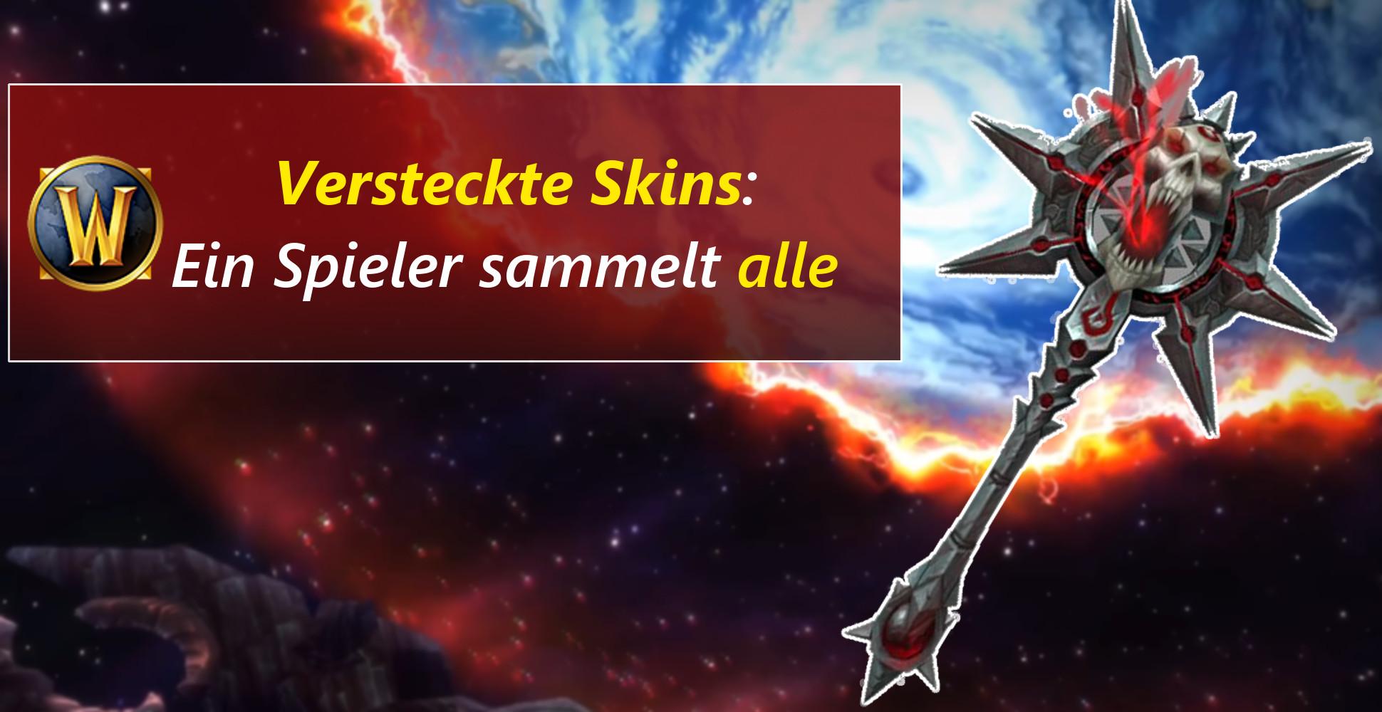 WoW: Spieler sammelt ALLE 36 versteckten Artefaktskins