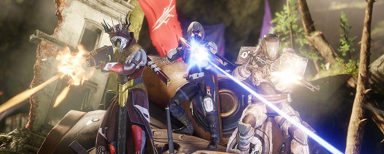Destiny 2: Season 4 ohne Prüfungen der Neun und Fraktions-Rallies