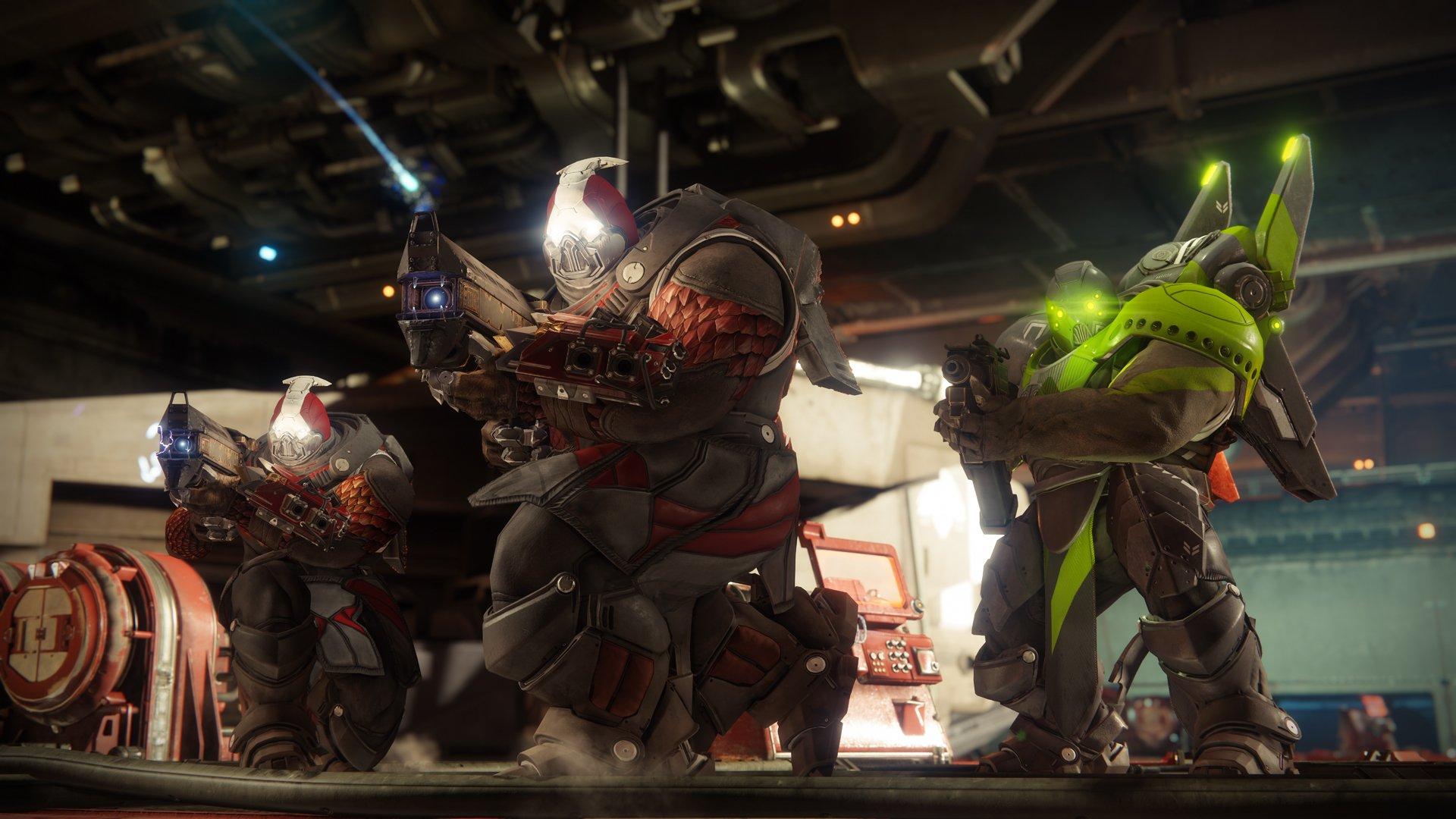 Destiny 2: Wahnsinn! – Hüter meistert Dämmerungsstrike solo