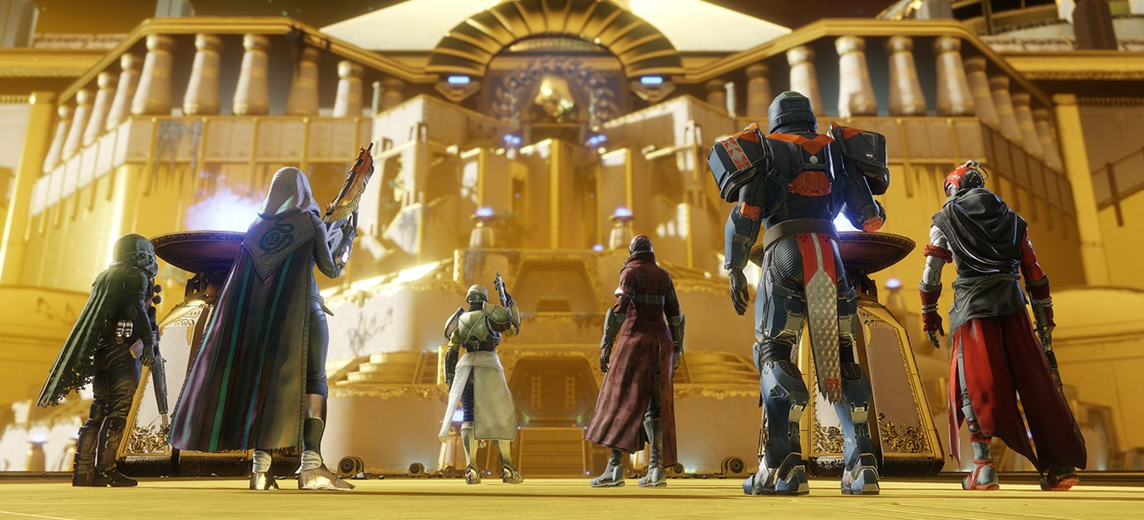 Destiny 2 überarbeitet die Prestige-Raids, führt Loadout-Modus ein!