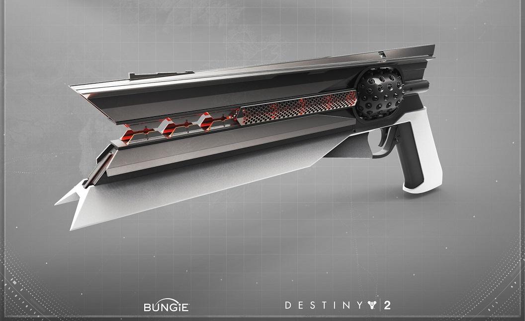 Bungie zeigt die Kunst hinter Destiny 2 – Ein neuer Blick auf Waffen und den Raid