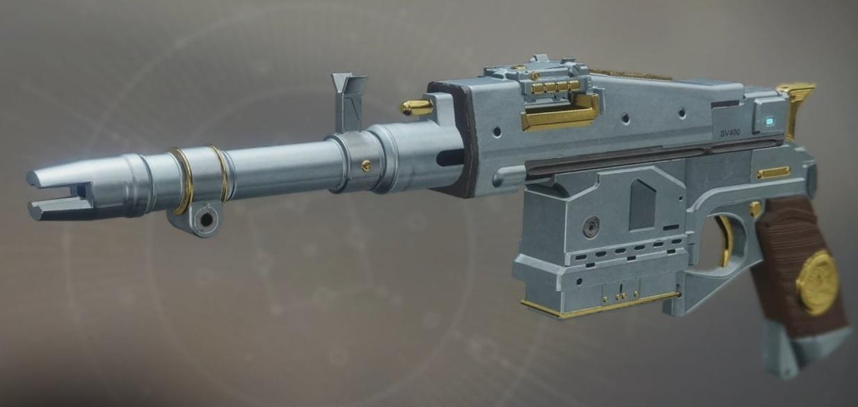 Destiny 2: Sturm und Drang bekommen – Relikte des Goldenen Zeitalters