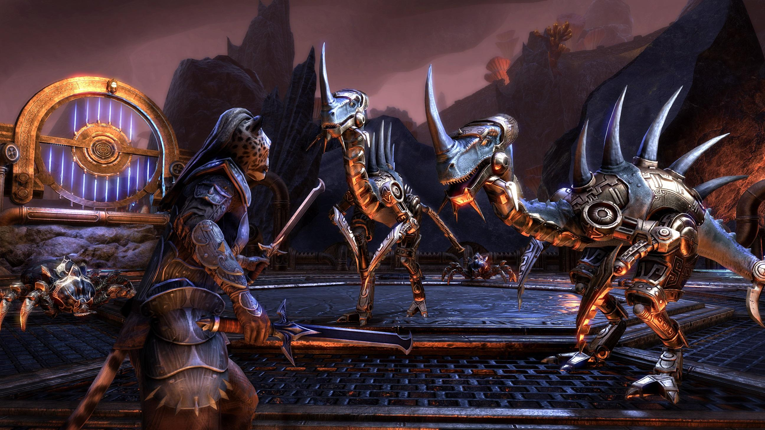The Elder Scrolls Online: Clockwork-City ist DLC für Steampunk-Fans!