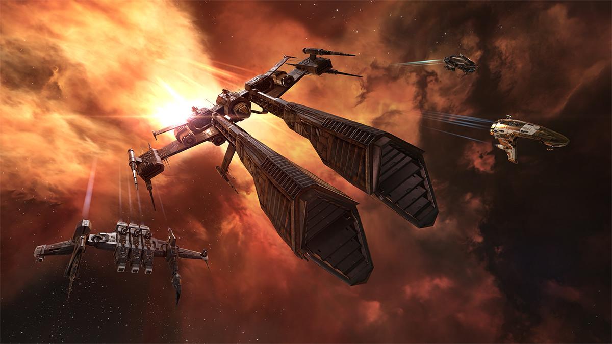 EVE Online: Spieler erklären Entwicklern den Krieg, die hetzen Aggro-NPCs auf sie