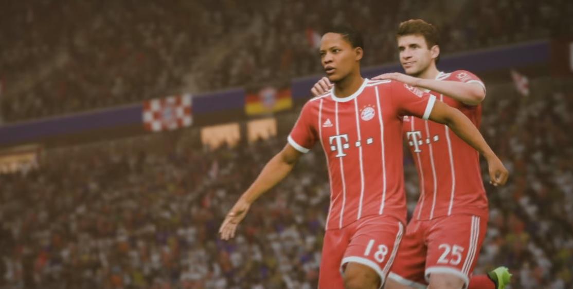 FIFA 18 The Journey – Neuer Story-Trailer zeigt Hunter im Bayern-Trikot