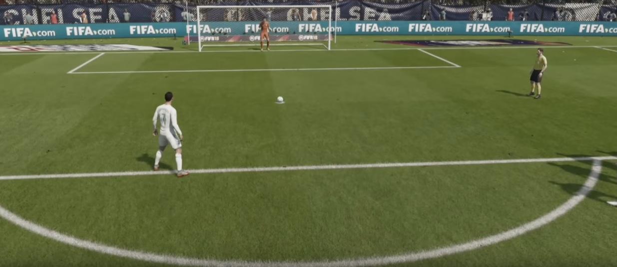 FIFA 18 Elfmeterschießen – Den perfekten Elfmeter schießen und halten