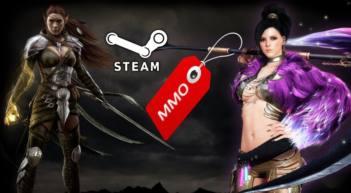 Die 19 beliebtesten, besten MMOs auf Steam – Stand: 2017