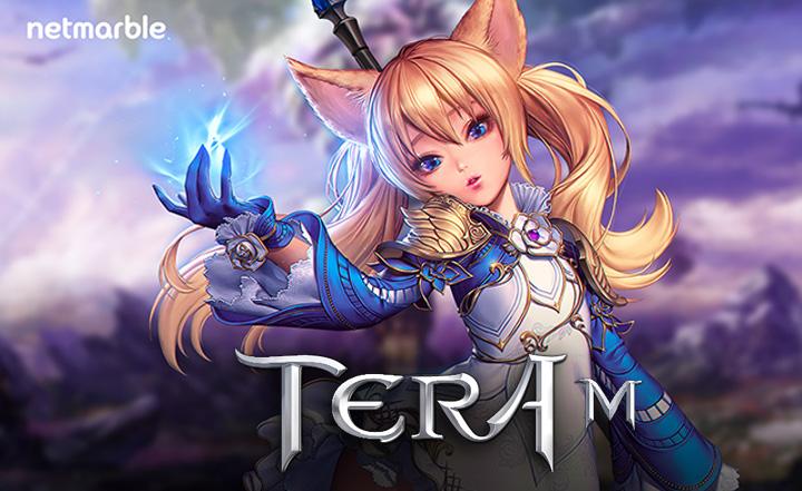 TERA M: Mobile-MMO sieht fast aus wie auf PC & fühlt sich wohl auch so an