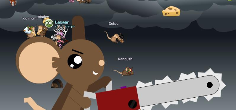 Transformice: Mäuse-MMO mit 70 Millionen Spielern