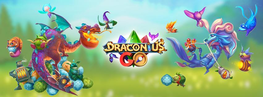 Draconius GO wächst schnell! – Über 100.000 Downloads pro Woche
