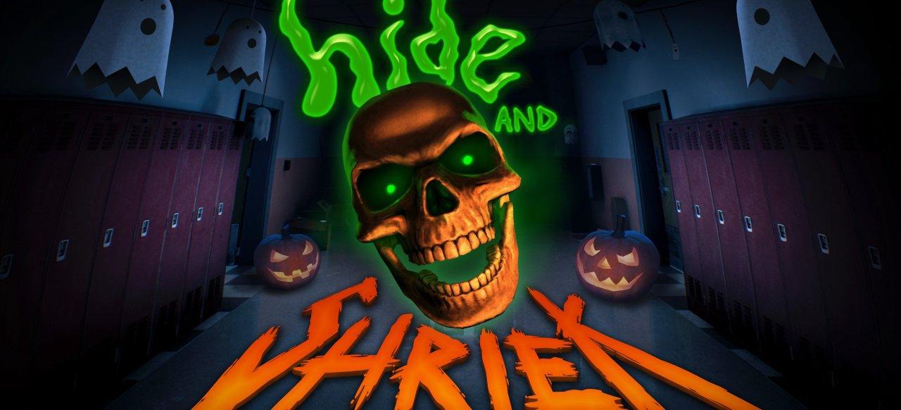 Jetzt Free2Play – Lernt zu Halloween mit Hide and Shriek das Kreischen!
