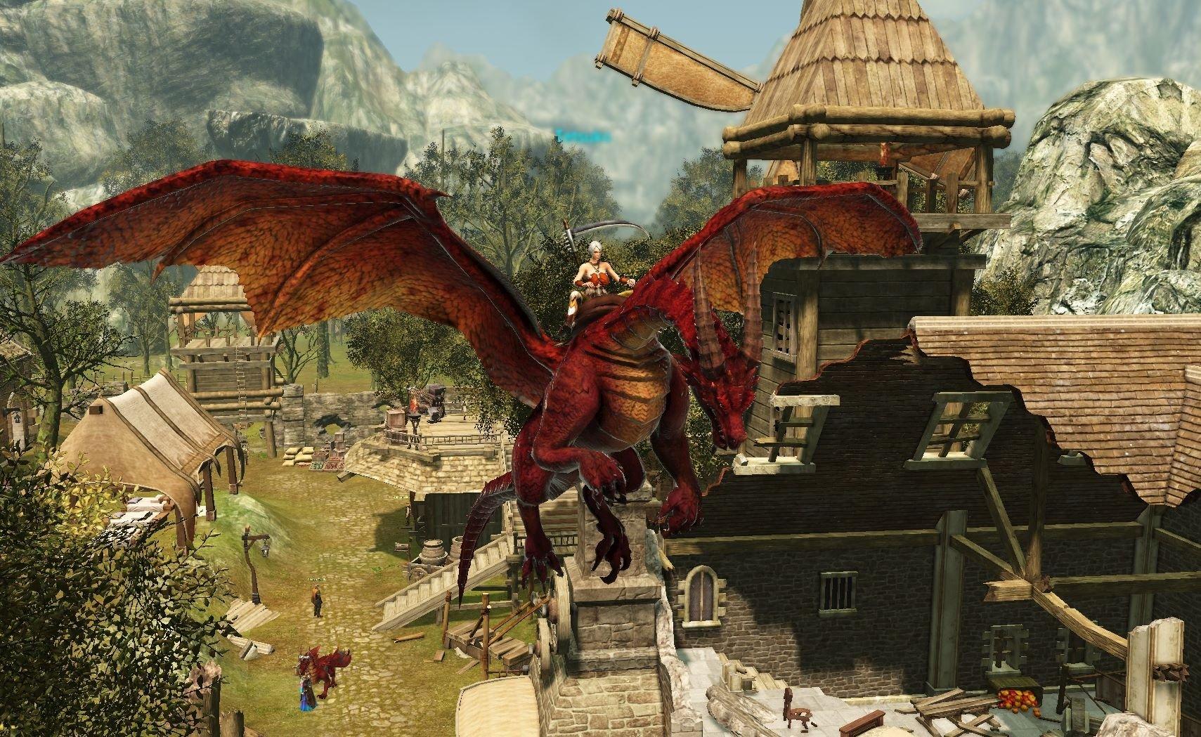 Drachen sammeln wie Pokémon – Relaunch von Dragon's Prophet kommt