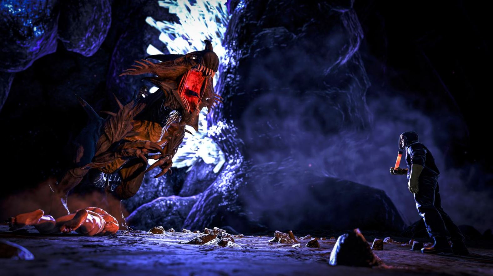 ARK: In den Höhlen von Aberration wartet ein völlig neues Spielgefühl auf Euch