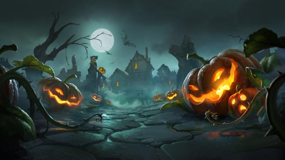 Es ist Halloween in Albion Online! – Schnappt Euch besondere Prämien