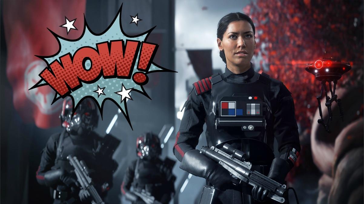 Mein Traum für Star Wars Battlefront 2: Lasst mich Luke Skywalker fürchten!