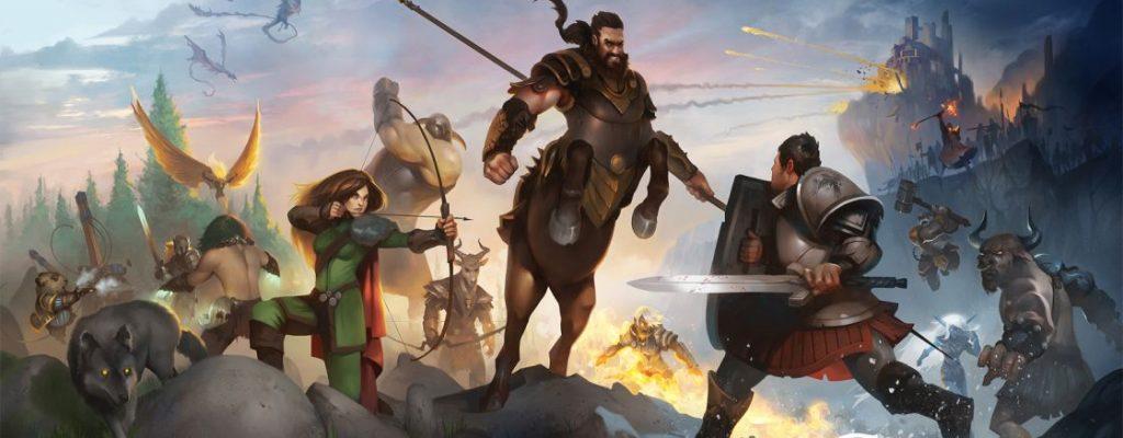 MMORPG Crowfall nimmt nach Finanzspritze endlich Fahrt auf