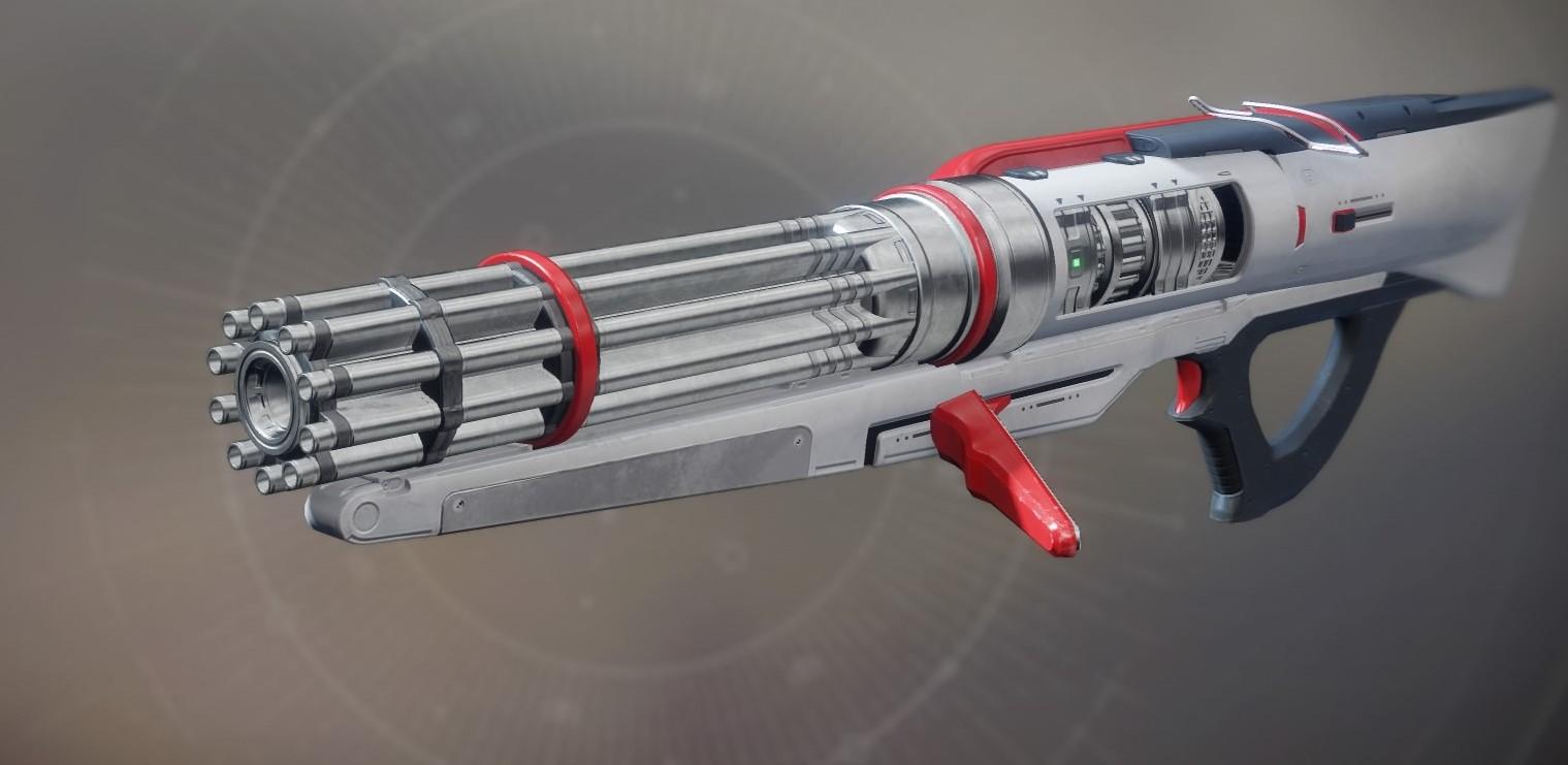 Destiny 2: Arbeitstier – Lohnt sich die exotische Gatling-Gun?