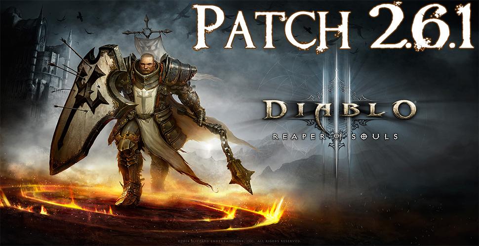 Diablo 3: Patch 2.6.1 bringt heftige Item-Änderungen – Patchnotes sind riesig