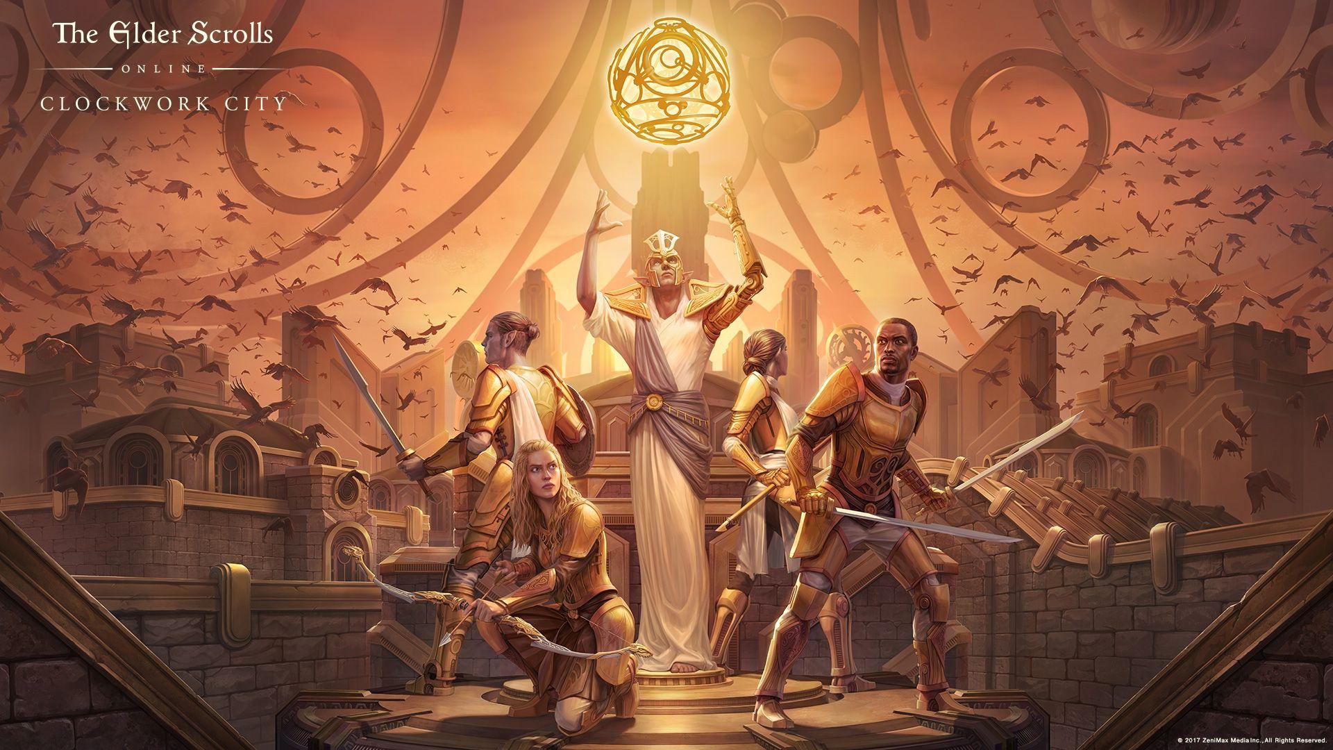 ESO: DLC Clockwork-City ist da & lässt Steampunk-Fans frohlocken!