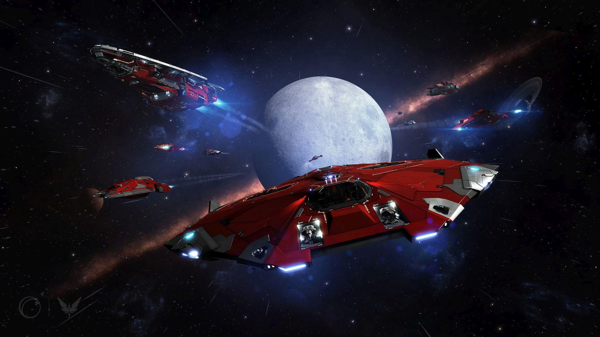 Elite Dangerous Beyond startet bald in die Beta – mit neuen Coop-Missionen