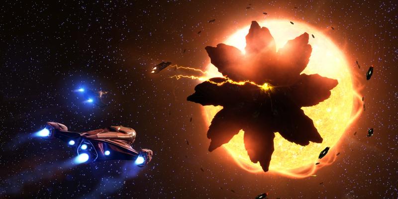 Piloten in Elite Dangerous können Aliens töten – aber sollten sie auch?
