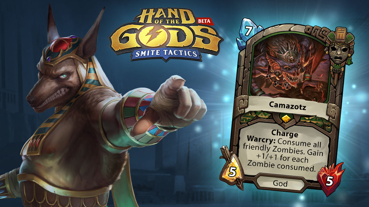 Giveaway PS4 & Xbox: Wir haben 1000 legendäre Karten für Hand of the Gods!