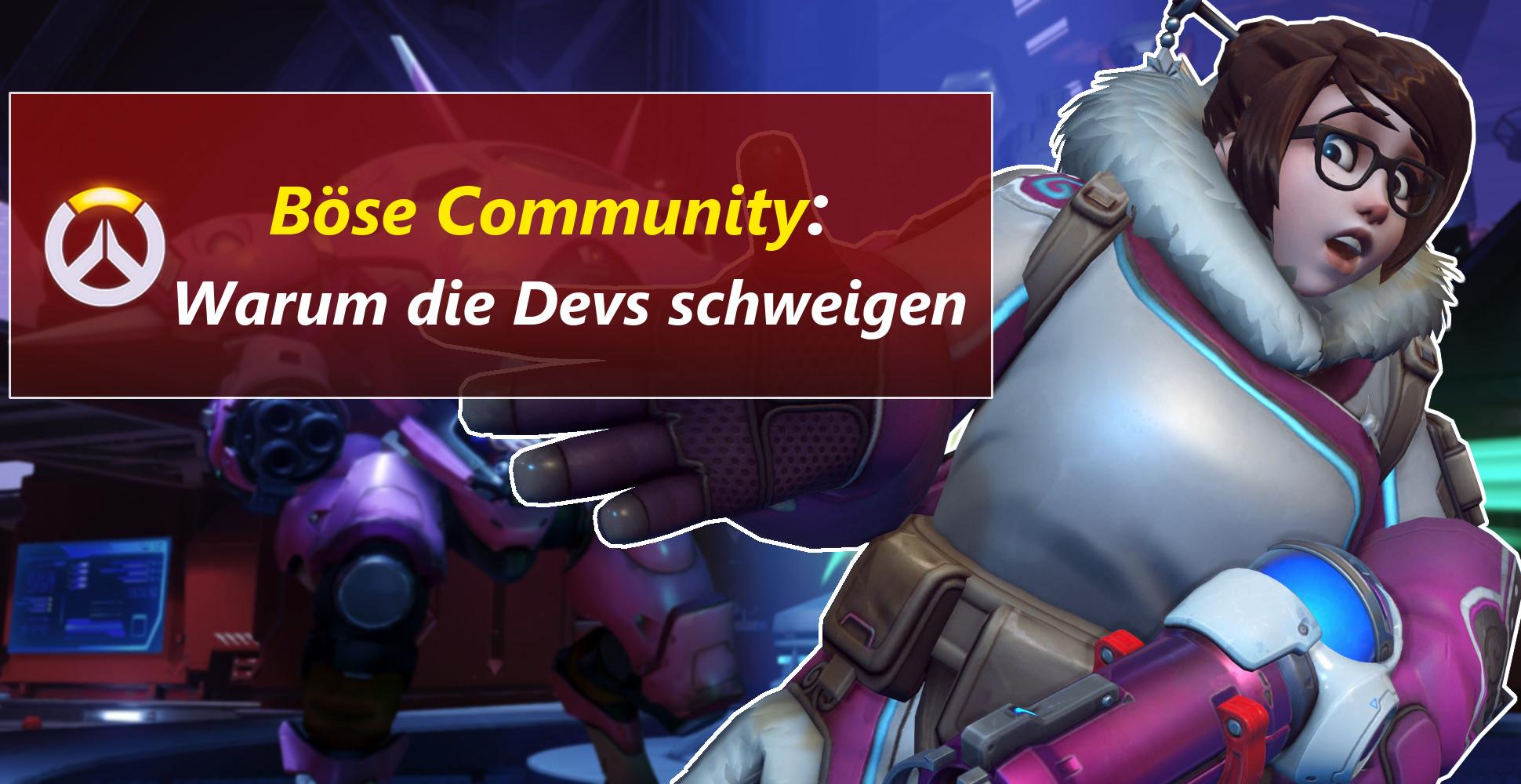 """""""Die Community ist furchteinflößend"""", meint der Overwatch-Chef"""