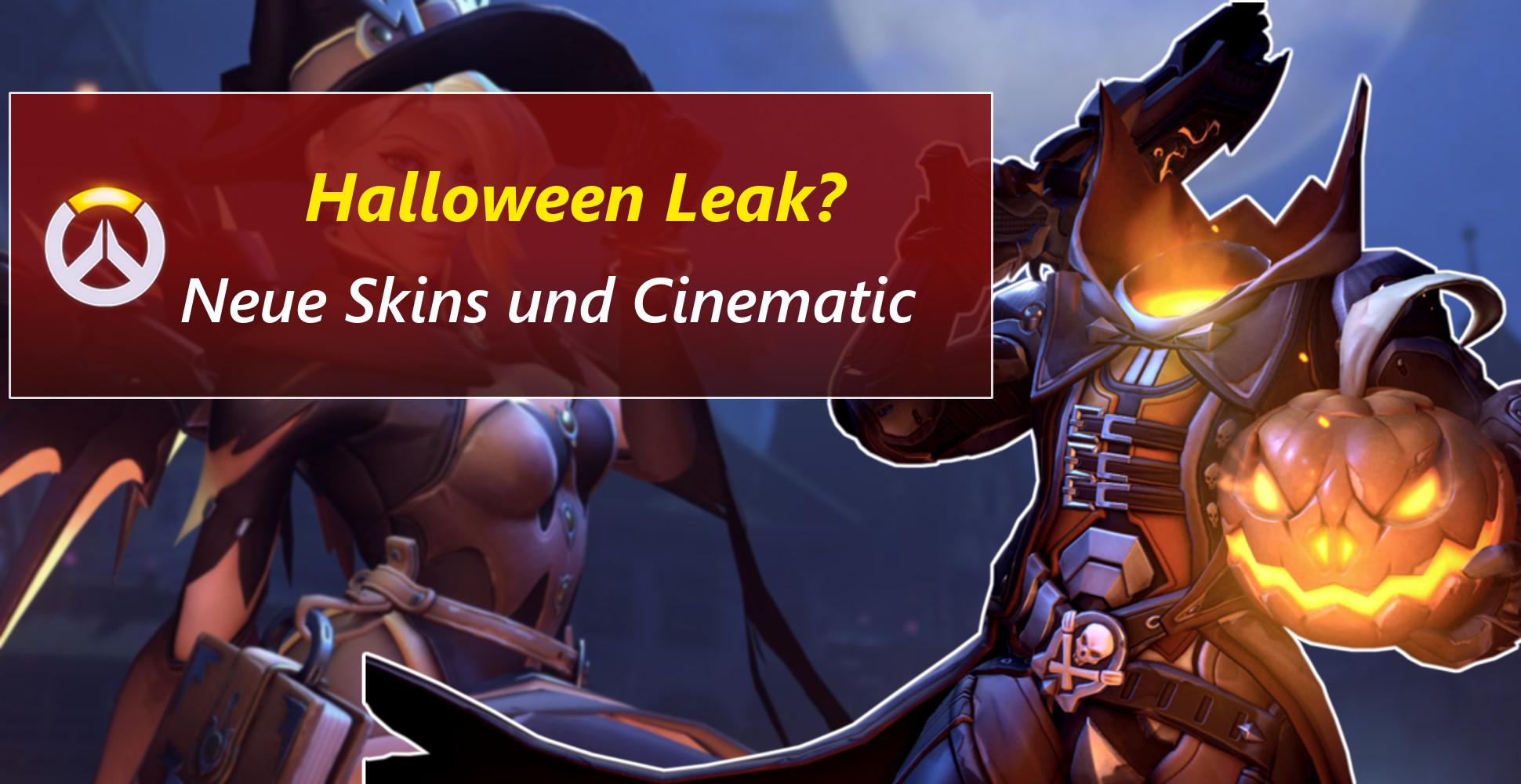 """Overwatch: Halloween 2017 """"Leak"""" – Neuer Held """"Zeno""""?"""