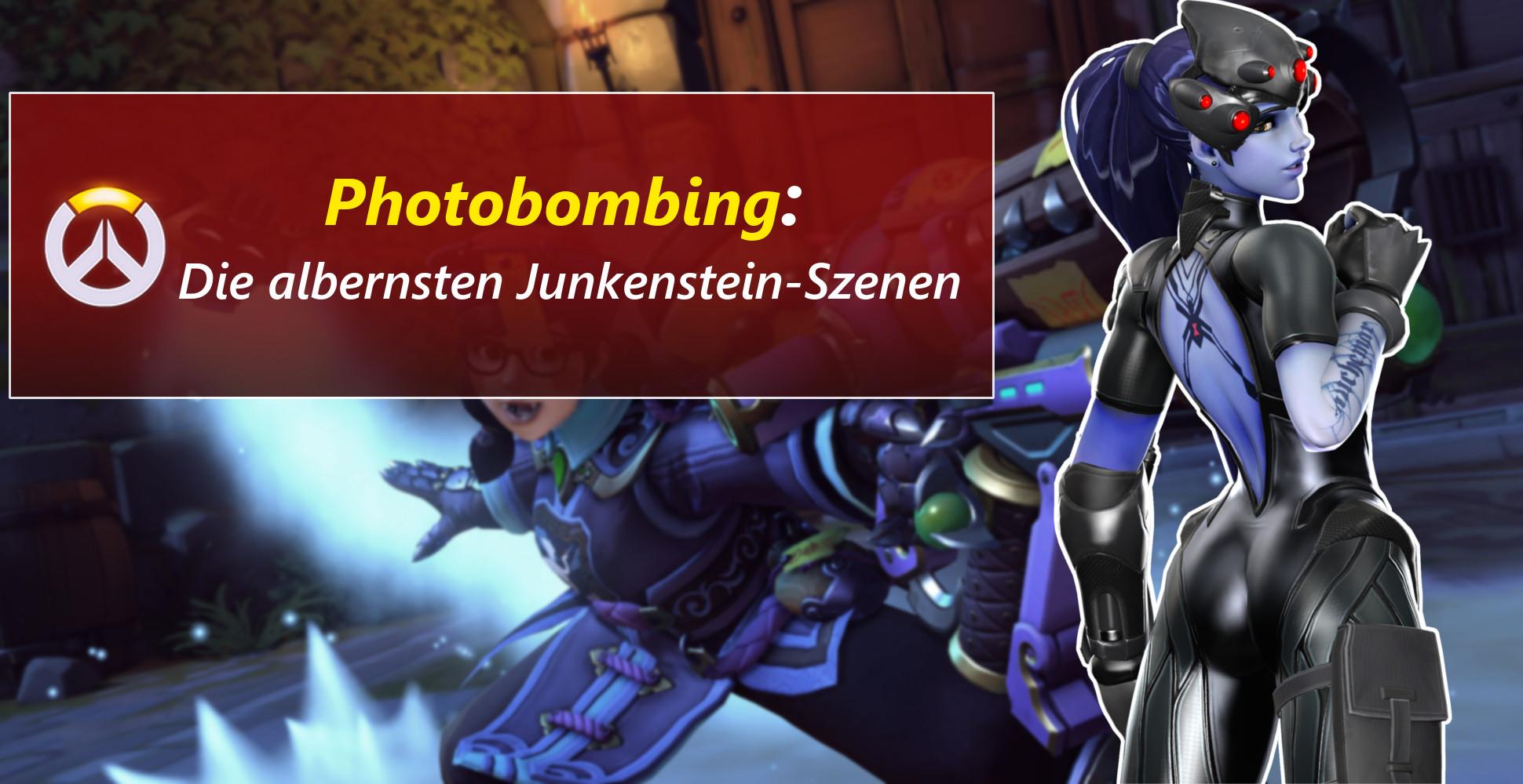 Overwatch: Bauchmuskeln und Widowmakers Höschen – Alberne Junkenstein-Momente