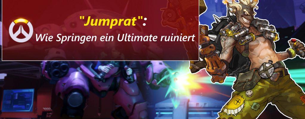 Overwatch: Verrückter Bug stiehlt Junkrats Ultimate