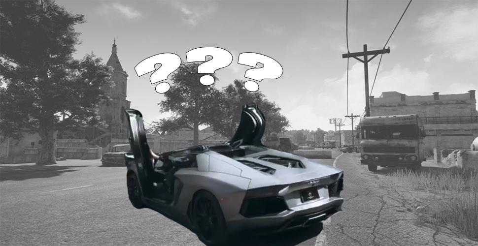 Mit dem dickem Lamborghini zur TwitchCon – PUBG-Streamer protzt