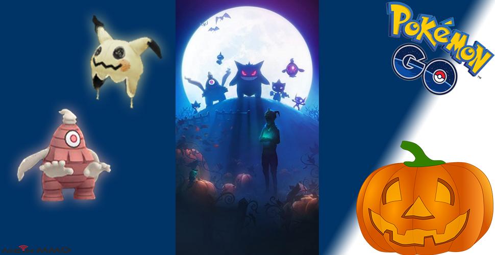 Pokémon GO Halloween: Geister aus Gen 3 und Trainer-Hut entdeckt!