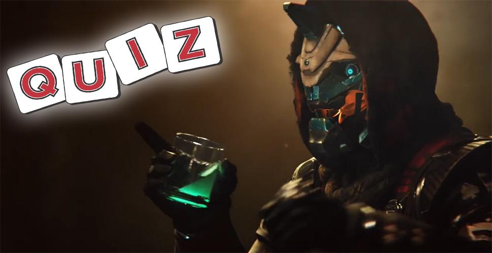 Destiny 2 Quiz – Bist Du ein echter Destiny-Experte?