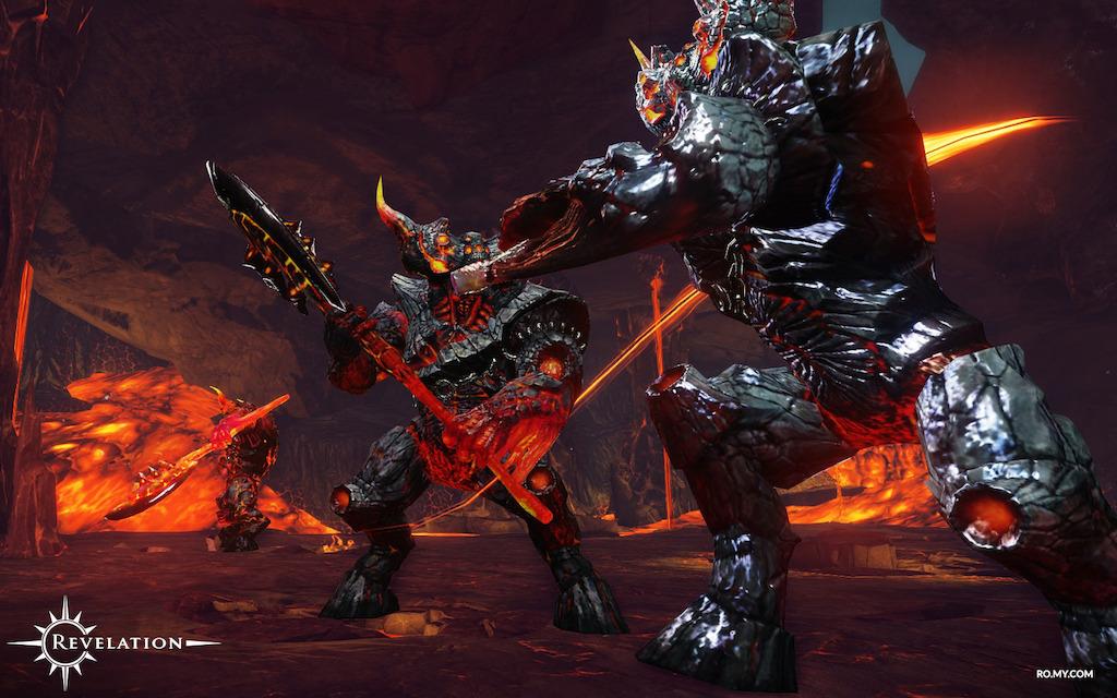 Mega-Raid mit 9 Bossen für Revelation Online – Endlich eine Herausforderung!