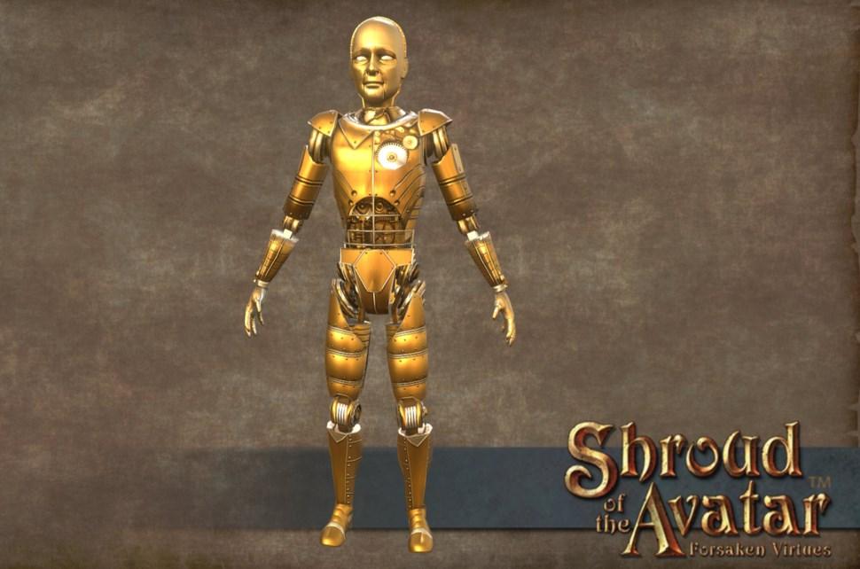C3PO in Shroud of the Avatar? Halloween-Event soll Geld in die Kassen spülen