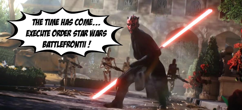 So reagiert das Netz auf den Star Wars Battlefront 2 Launch-Trailer