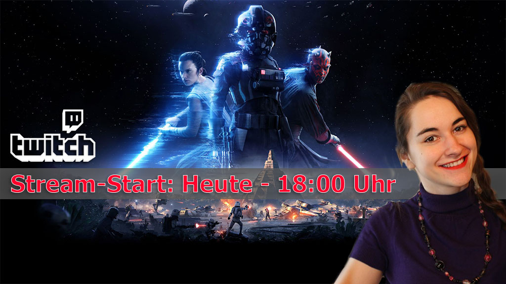 Star Wars Battlefront 2 im Live-Stream – Wir testen die Open-Beta