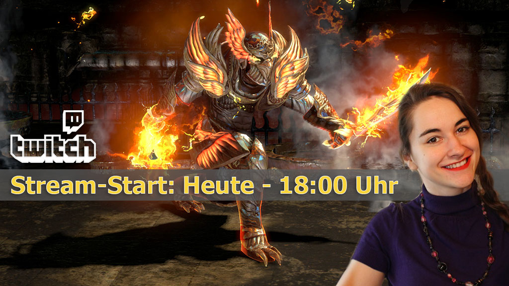 Path of Exile im Live-Stream: Die kostenlose Diablo-Alternative?