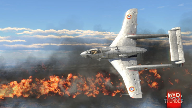 Franzosen-Flugzeuge erobern bald die Himmel von War Thunder