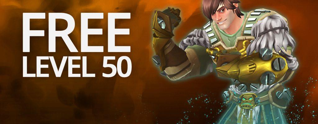 WildStar schenkt Euch einen Lvl-50-Helden, damit Ihr es endlich spielt