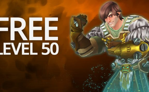 Wildstar Level 50 Boost